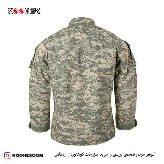 لباس تاکتیکال امریکایی acu