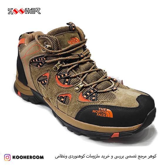 کفش طبیعت گردی مردانه نورث فیس