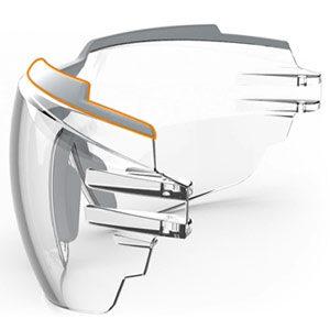 عینک کوهنوردی uvex مدل pheos cx2