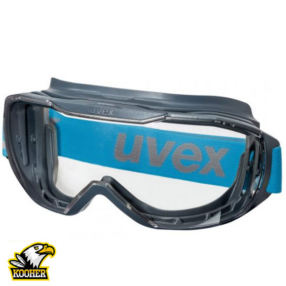 عینک گاگل uvex megasonic