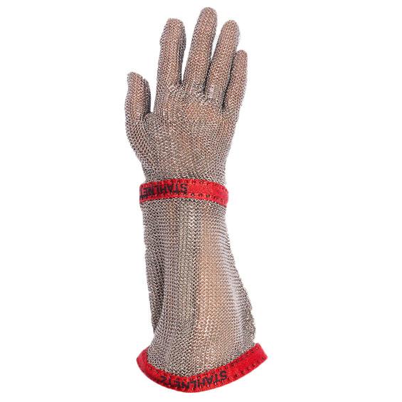 دستکش زنجیری ساق بلند
