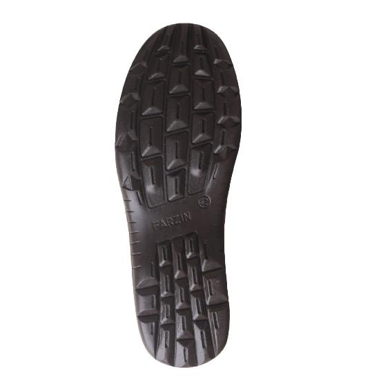 کفش پرسنلی فرزین مدل گریدر بی بند