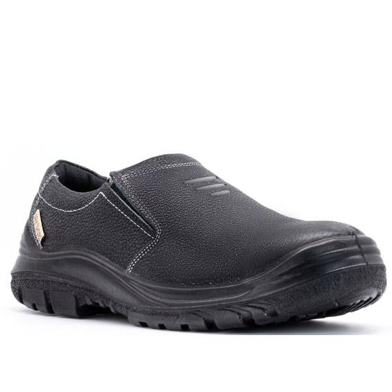 کفش ایمنی ارک مدل بی بند اپنکا