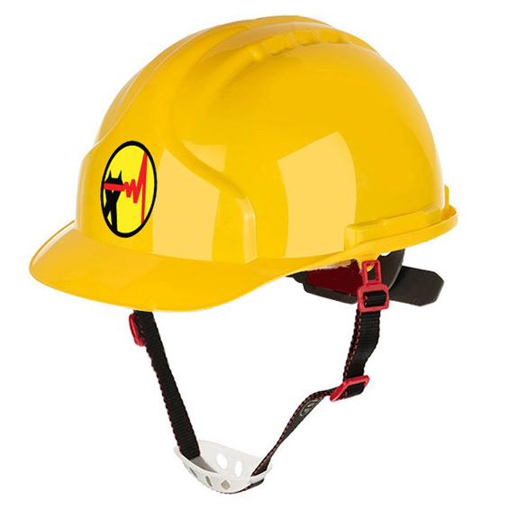 کلاه ایمنی عایق برق هترمن مدل mk6