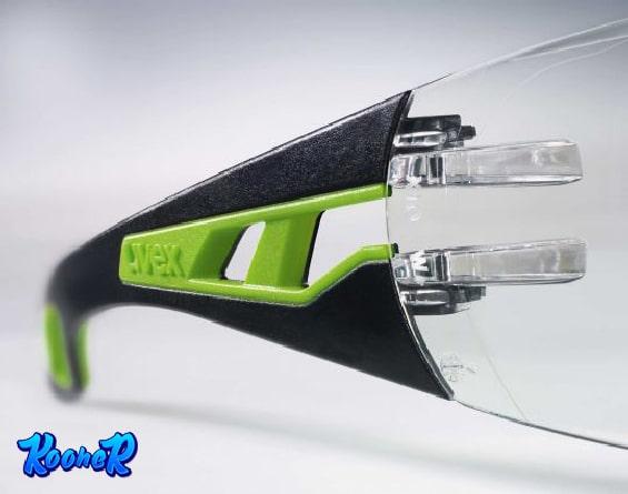 عینک پزشکی uvex