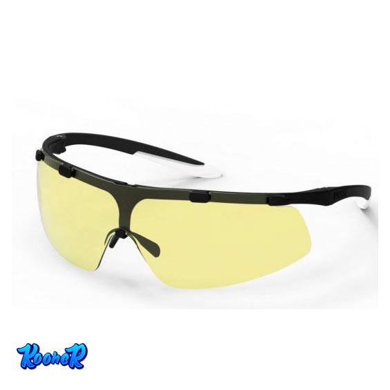 عینک ایمنی uvexs مدل super fit