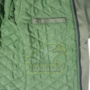 اورکت سبز ارتشی