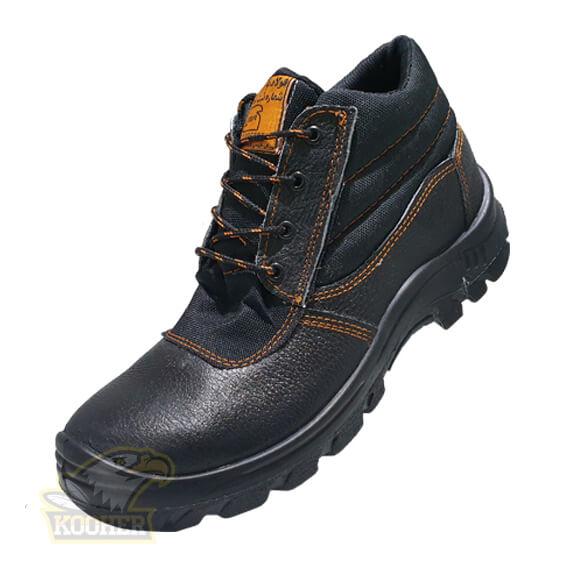 کفش کارگری ارزان فولاد پا