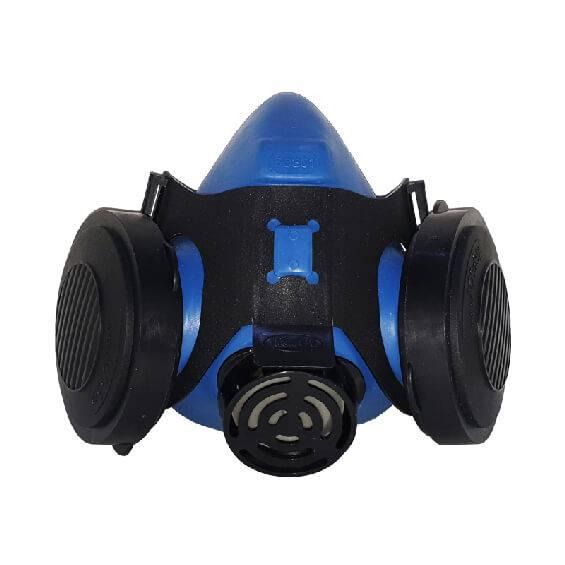 قیمت ماسک شیمیایی دو فیلتر