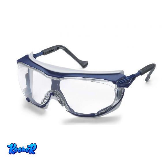 عینک ایمنی آزمایشگاه