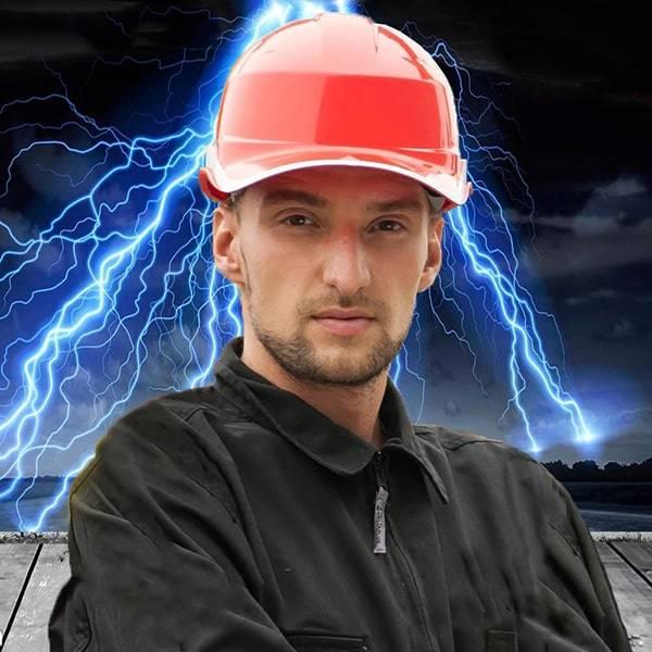 کلاه ایمنی عایق برق