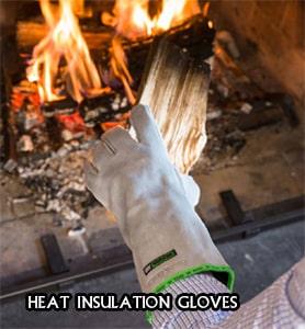 دستکش عایق حرارت