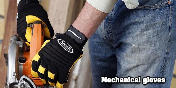 دستکش مکانیکی